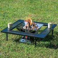 로고스 이로리 바베큐 그릴 화로 테이블 XL 81064134 야외용 BBQ