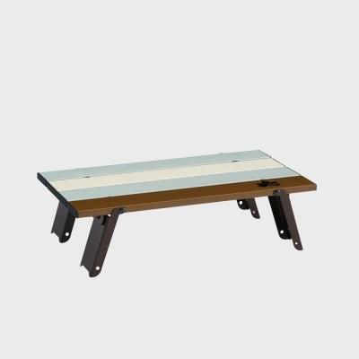 로고스 라이프 미니 롤 테이블 (빈티지) 73180046 야외용 접이식