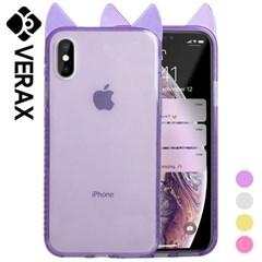 아이폰6S플러스 고양이 반투명 젤리케이스 (P070)_(1411789)