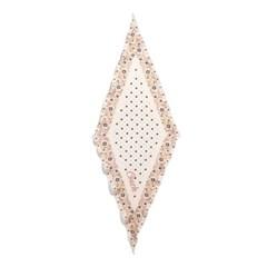 COACH 코치스카프 실크 플로럴 다이아몬드 스카프 F2856_(1185206)