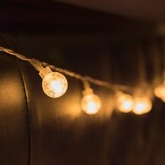 어반 LED 버블전구 20구 기본점멸형_(1247990)
