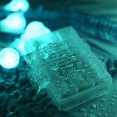 어반 LED 버블전구 50구 방수형 컬러_(1247987)