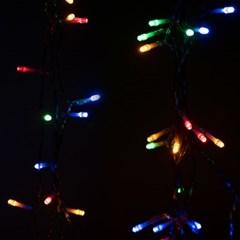 어반 LED 기본전구 100구 USB형 컬러_(1247973)