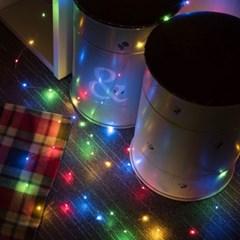 어반 LED 와이어전구 USB형 실버선 컬러_(1247963)