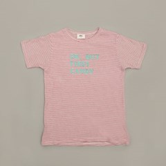 오케이 스트라이프 티셔츠