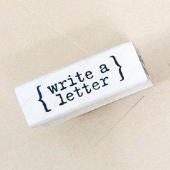 {write a letter}