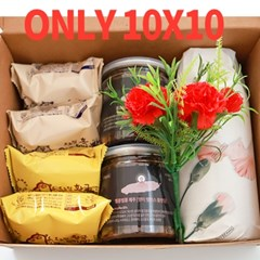 [10x10단독상품] 제주에서 온 커피&빵 선물세트