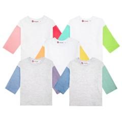 리틀레인보우 티셔츠 아동복/상의_(804723)