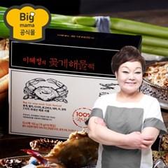 빅마마 이혜정 꽃게 해물팩 150g