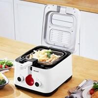 [리퍼] 위즈웰 WH2125 딥프라이어 /전기튀김기/가정용튀김기/돈까스