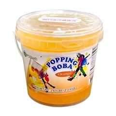 꽃샘 팝핑보바 오렌지향 1.2kg/팝핑보바/버블티_(800761)