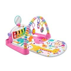 [피셔프라이스] 디럭스 피아노 아기체육관 핑크