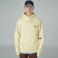 long sleeve hoodie-yellow