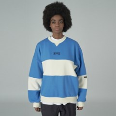 Trisection sweatshirt-blue
