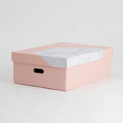마블 핑크 낮은함 (2p)