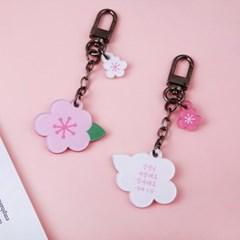 [주문제작]캐릭터열쇠고리벚꽃