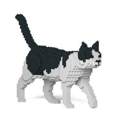 [JEKCA] 걷는 고양이레고 (젖소태비)