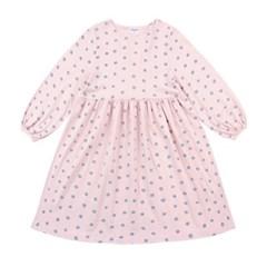 [리틀비티] 도트 플레어 드레스 (베이비 핑크)_(1021061)