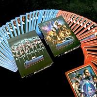 JLCC 마블 엔드게임 캐릭터 덱 플레이 카드
