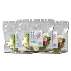 홀리셔스 몸매관리 파우치 샐러드 40팩 정기배송(4주식단)