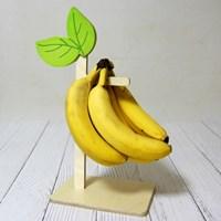 자작나무 새싹 바나나걸이 바나나거치대