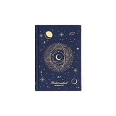 7000 핸디 마법주문서(네이비)_(2550399)