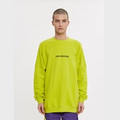 [블락스] CREWNECKS THE GREATEST NEON