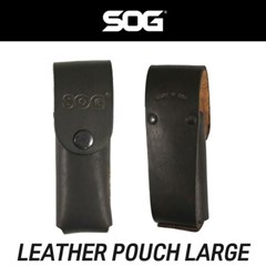 SOG 멀티툴 L69 Leather Pouch 레더 파우치