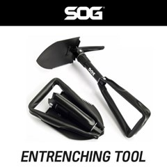 SOG 멀티툴 ENTRENCHING TOOL 3단 야전삽 F08 N