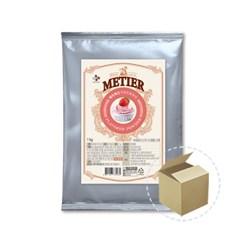 메티에 딸기치즈파우더 1kg 1박스(8개)/치즈 파우더_(806505)
