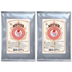 메티에 딸기치즈파우더 1kg 2개묶음/치즈파우더_(806504)