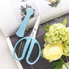 [kukka] 치카마사 꽃가위(블루)