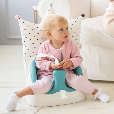 젤리맘 와이즈체어 B클래스 (아기의자+가방+카트+크라운필로우)