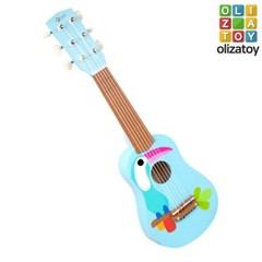 큰 부리 새 기타 놀이 유아 악기 장난감 우크렐레