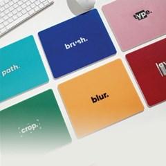 진짜최종 마이 툴 노트북 마우스패드 (6컬러)