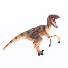 핑토 무독성 벨로키랍토르 공룡 피규어 장난감_(2138323)