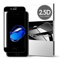 스킨즈 아이폰7플러스 2.5D풀커버 강화유리필름 (1장)_(901021674)