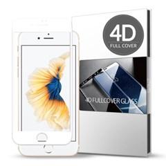 스킨즈 아이폰6 4D 풀커버 강화유리 필름 (1장)_(901021680)