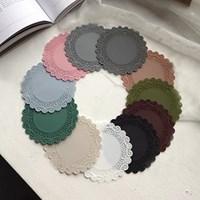 도일리 실리콘 컵받침 1p(11color)_(1578907)