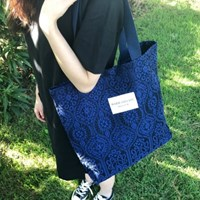 ANTWERP ECO BAG NAVY
