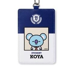 [BT21] 스쿨카드홀더 / 코야(KOYA)_(815084)