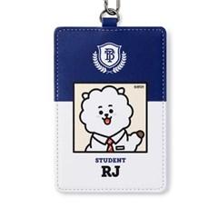 [BT21] 스쿨카드홀더 / 알제이(RJ)_(815088)