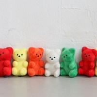 바잇미 젤리곰 장난감 (삑삑)