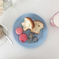 dessert plate (2color)