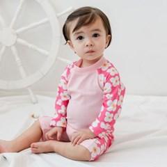 핑크 블러썸 유아 래쉬가드(1-6세) 203810_(902702722)