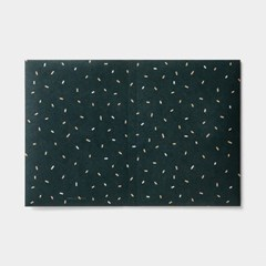 Wrapping paper jacket - Sprinkle-Navy