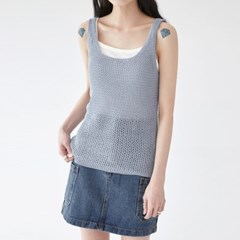 wood knit sleeveless_(1216567)