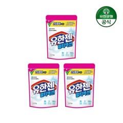[유한양행]유한젠 멀티액션 표백제 1.5kg 3개_(1990429)