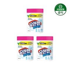[유한양행]유한젠 멀티액션 표백제 900g 3개_(1990424)