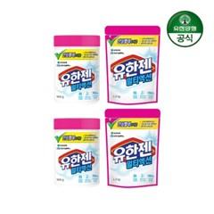 [유한양행]유한젠 멀티액션 표백제 900g+1.5kg 각2개_(1990421)